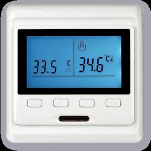 Программируемый терморегулятор Castle e53.716