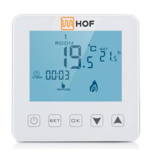 Программируемый терморегулятор HOF sen