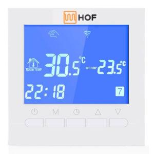 Программируемый терморегулятор HOF pro