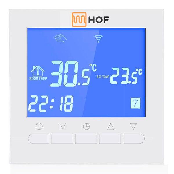 Програмований терморегулятор HOF pro