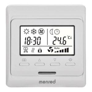 Программируемые терморегулятор Menred E51
