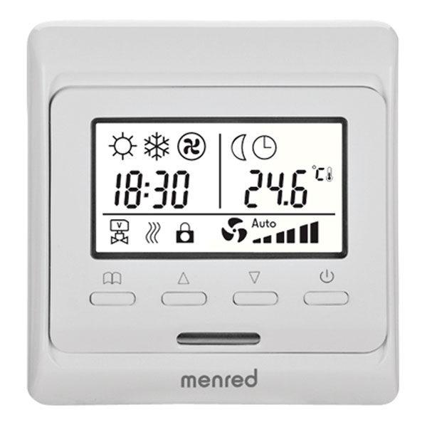 Програмовані терморегулятор Menred E51