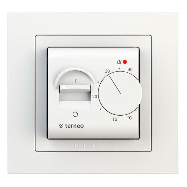Механічний терморегулятор Terneo mex unic