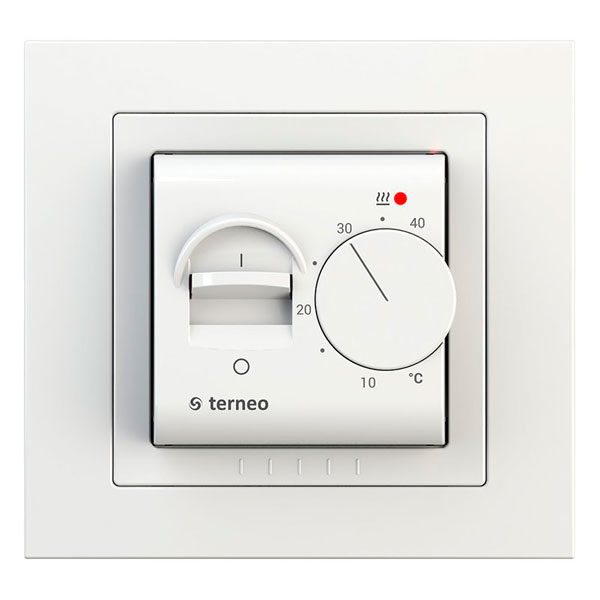Механический терморегулятор Terneo mex unic