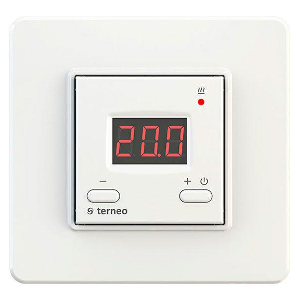 Цифровой терморегулятор Terneo st
