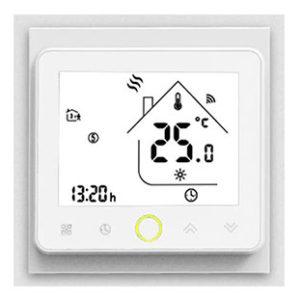 WiFi терморегулятор IN-THERM PW-002 white