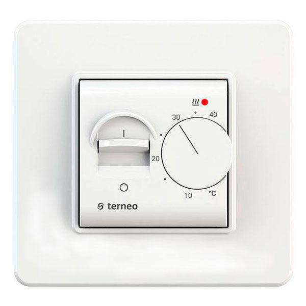 Механічний терморегулятор Terneo mex
